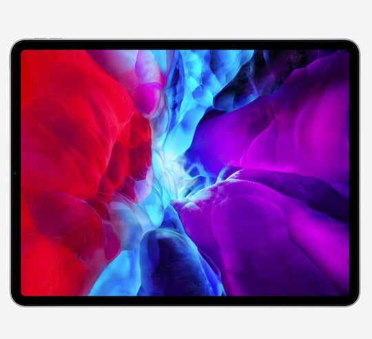 Das iPad Pro (4. Generation) in voller Pracht