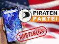 T-Mobile USA erlaubt kostenlose Auslandstelefonate und hebt Datengrenzen aus. Die Piratenpartei fordert das auch für Deutschland