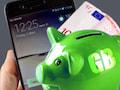 Datentarife mit Prepaid oder Vertrag bis 10Euro im Überblick
