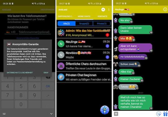 anonym dating app chat flirt - App - iTunes Deutschland