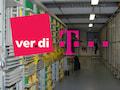 """Viele Mitarbeiter der Telekom sind bei der Gewerkschaft ver.di organisiert. Tarifverhandlungen finden erstmalig """"digital"""" statt"""