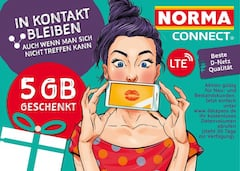 Daten-Aktion bei Norma Connect