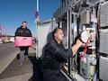 Im Homeoffice kommt es auf funktionierende Netze an. Bitkom-Präsident Achim Berg möchte allen Technikern ausdrücklich danken