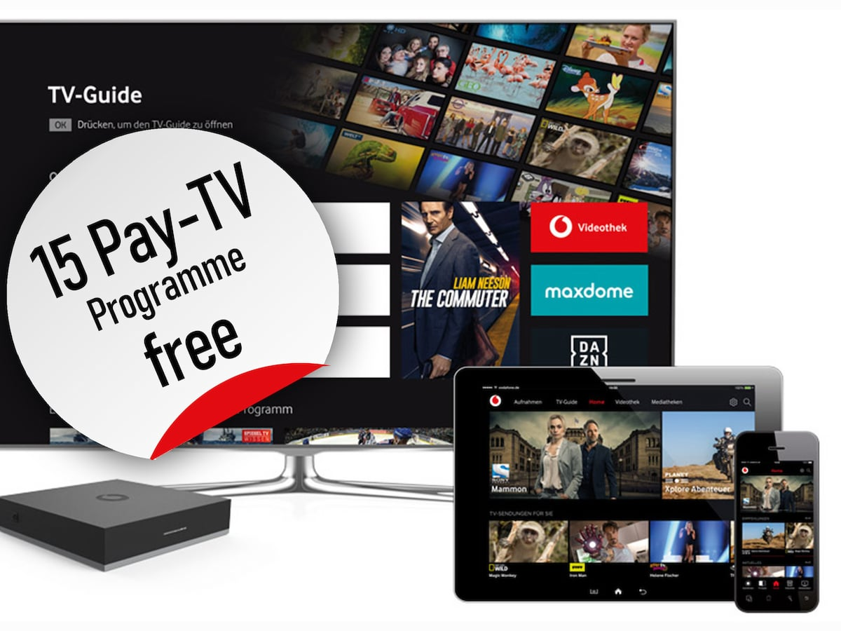 Pay Tv Kostenlos Entschlüsseln