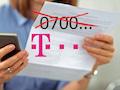 Die Deutsche Telekom will ihren Kunden ab Jahresende keine 0700-Rufnummern mehr anbieten.