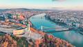 Teile von Ungarns Hauptstadt Budapest sind bereits mit 5G von Ericsson durch Magyar Telecom versorgt.