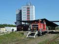 Am Seddiner Bahnhof funkte früher E-Plus mit UMTS. Die nächste 4G-Station von o2 (nicht im Bild) ist derzeit oft überlastet