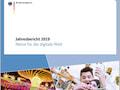 Auf 148Seiten berichtet die Bundesnetzagentur über ihre Tätigkeiten im Jahr 2019