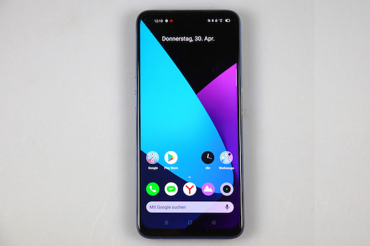realme 6: 6,5-Zoll-Display