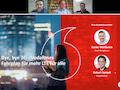 Online-Pressegespräch von Vodafone