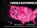 """Die (ungefähre) """"nationwide"""" Netzabdeckung von T-Mobile US. Hell-Rosa soll bereits 5G (auf 600 MHz) versorgt sein, dunkelmagenta mit 4G/LTE. Die Abdeckung von Sprint ist noch nicht berücksichtigt. Im Detail gibt es noch gewaltige Funklöcher."""