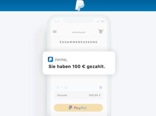 Paypal Kontaktlos
