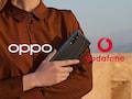 Oppo hat eine globale Partnerschaft mit der Vodafone Group geschlossen. Los gehts in Europa