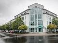 Das Hauptquartier von 1&1-Drillisch in Maintal (bei Hanau, Hessen)