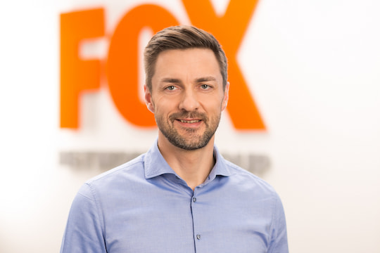 Roman Karz leitet als General Manager Fox Networks Group Germany
