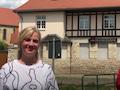 Im Youtube-Video stellen die Telekom Pressesprecher Sandra Rohrbach und Georg von Wagner die Gemeinde Nehmsdorf-Göhrendorf vor.