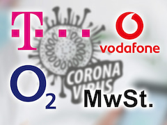 To revive the economy after / during the Corona crisis, the value added tax is to be reduced. Telekom, Vodafone and o2 are participating.