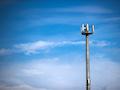 """Was gut ist fürs Handy, """"sieht"""" für den Betrachter weniger schön aus, ein Sendemast kann 40m hoch werden."""