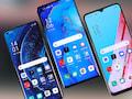 Oppo Find X2 Pro (l.), Neo (M.) und Lite im Smartphone-Vergleich