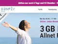Aktion bei simply