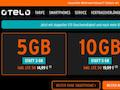 LTE50 inklusive und mehr Daten bei otelo-Vertragstarifen