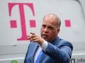 Dirk Wössner, Vorstandsmitglied der Deutsche Telekom AG und Sprecher der Geschäftsführung Telekom Deutschland