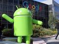 Das grüne Roboter-Männchen steht für Android. Bald kommt Version 11