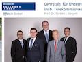 Der Lehrstuhl Unternehmens- und Technologieplanung der Mercator School of Management an der Universität Duisburg-Essen