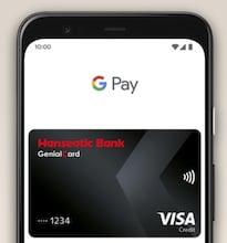 Google Pay Diese Partner Bank Kundigt Start An Teltarif De News