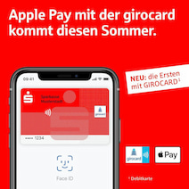 Apple Pay mit Girocard vor dem Start