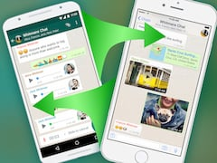 WhatsApp will Chats synchronisieren