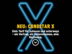 congstar X vor dem Start