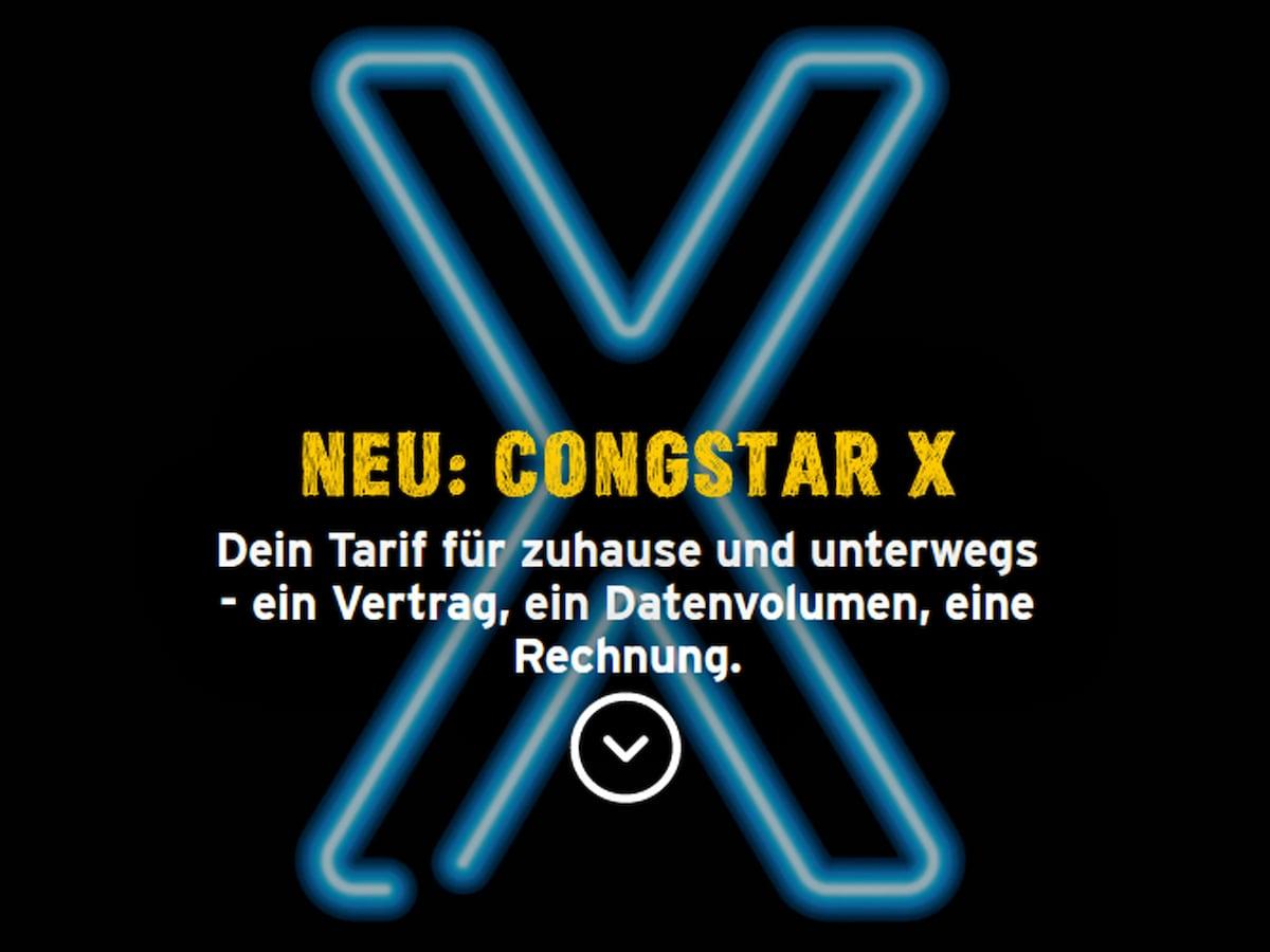 Congstar X Mit 200 Gb Jetzt Offiziell Buchbar Teltarif De News