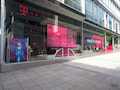 Der Telekom Flagship-Store ist in Stuttgart, Königsstr.34