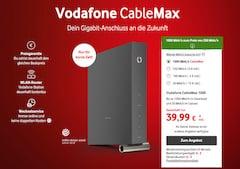 Vodafone 1000 Mbit Angebot