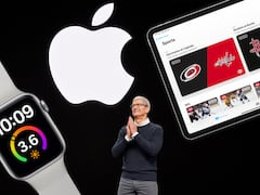 Apple-Keynote vor dem Start