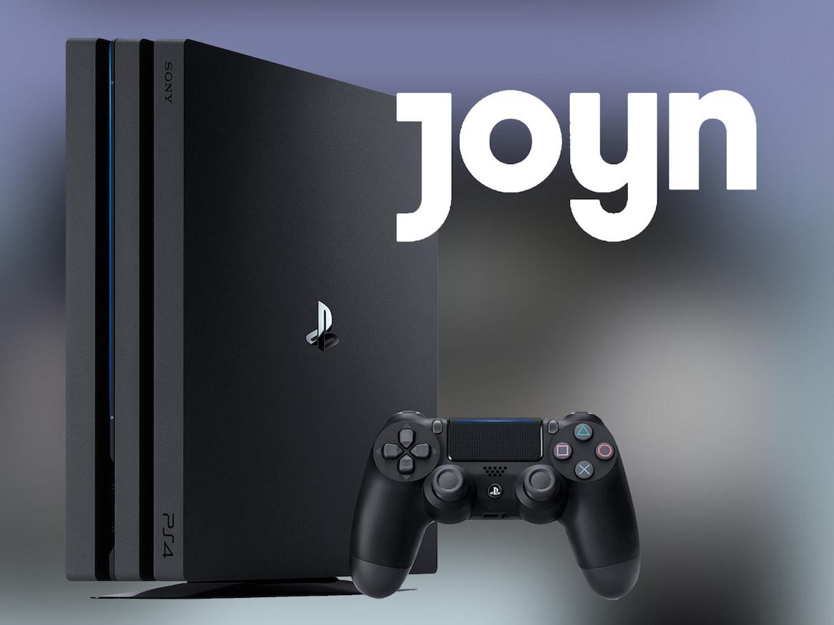 Joyn Playstation