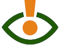 Das Logo der Webseite Watchlist Internet