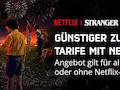 Kombi-Tarife mit Netflix bei mobilcom-debitel