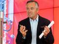 Hannes Ametsreiter (CEO Vodafone Deutschland) wünscht sich bei 5G eine faktenbasierte Diskussion statt Angstmacherei
