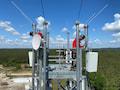 450 MHz-Antennen in Berlin-Schmöckwitz für die Energiewirtschaft