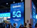 Der Chip- und Technologie-Lieferant Qualcomm ist einer der wichtigsten Lieferanten für 5G-Chipsätze