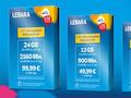 Die mehrmonatigen Lebara-Prepaid-Pakete im Überblick