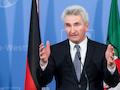 Nordrhein-Westfalens Digitalminister Andreas Pinkwart (FDP) hatte zum virtuellen Gigabit-Gipfel eingeladen.