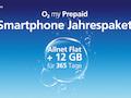 Neues Smartphone-Jahrespaket bei o2