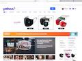Die Webseite von Yahoo, viel belanglose zeitraubende Infos und Klickstrecken