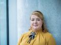 Valentina Daiber, Vorständin Recht und Corporate Affairs bei Telefónica Deutschland plädiert für mehr Netzausbau und weniger Lizenzkosten