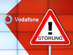 Vodafone Netzstörung