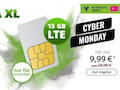 Cyber-Monday-Aktion im Telekom-Netz bei modeo