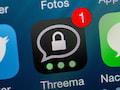 """Der Messenger Dienst Threema kommt aus der Schweiz und gilt als """"besonders"""" sicher"""